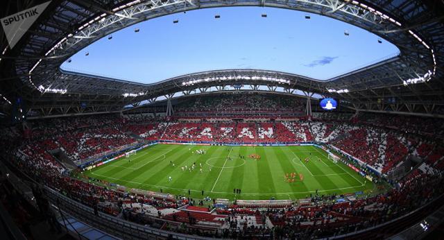 La FIFA espera que los preparativos para el Mundial Rusia 2018 ... - sputniknews.com