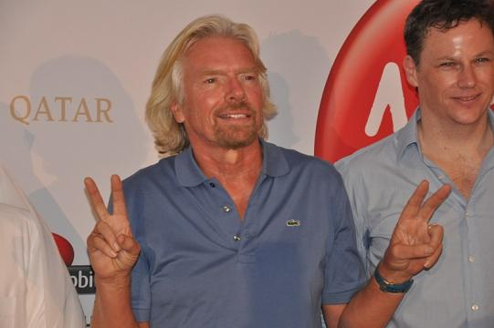 Sir Richard Branson (Image credit – D@LY3D, Wikimedia Commons)