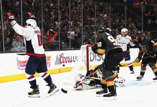 Más de 600 goles, pero Alex Ovechkin nunca había anotado en una Stanley Cup Final. NHL.com.