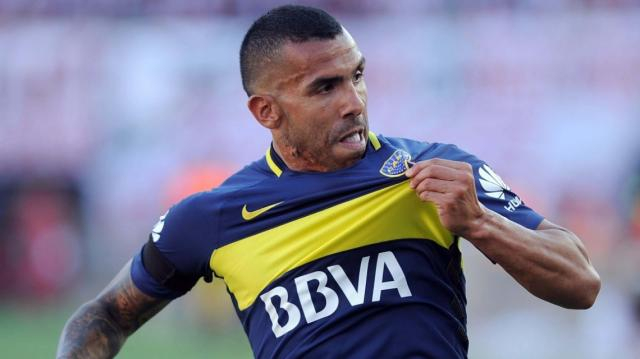 Chinese Super League it was like a holiday'' - says Carlos Tevez ... - sportsactuantes.com