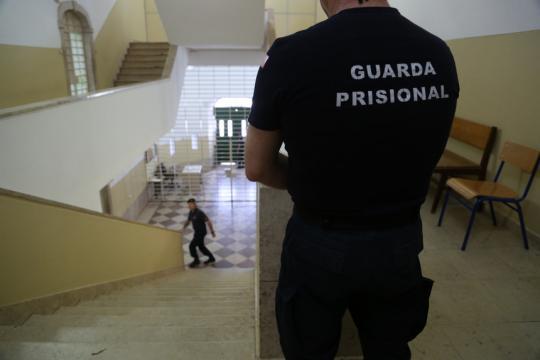 Estabelecimento Prisional de Caxias - interior