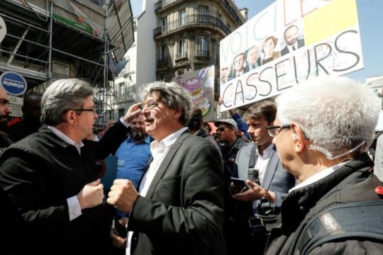 La fête à Macron»: les organisateurs promettent une manifestation ... - liberation.fr