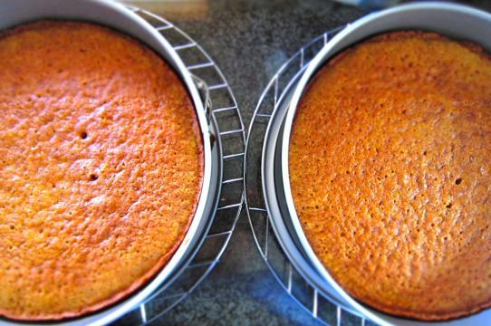 La MEJOR tarta de zanahoria jamás inventada – Bakemania - bake-mania.com