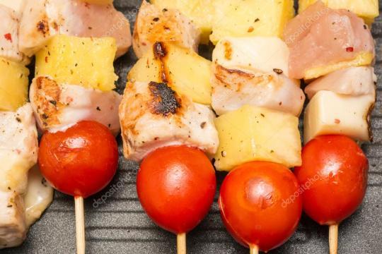 Pinchos con polenta - 2 recetas caseras - Cookpad - cookpad.com