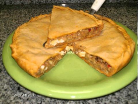 Receta de tarta de atun - recetas de cocina faciles - YouTube - youtube.com