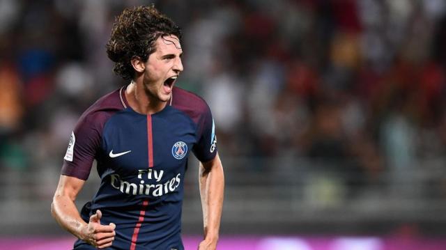 VIDEO - Le coup de tête de Rabiot qui a donné l'avantage au PSG ... - eurosport.fr