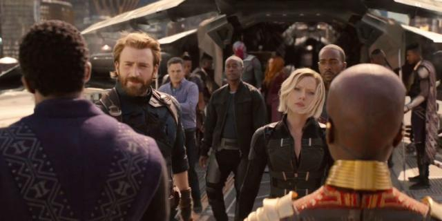 Avengers:Infinity War see the mightiest heroes go up against the worst of villains