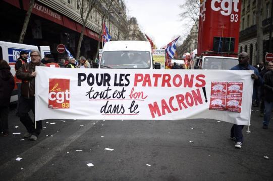 Macron : pourquoi tant de haine ? - Libération - liberation.fr