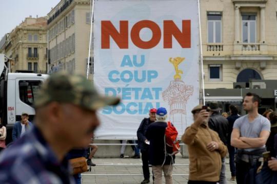 Marseille, Lille, Montpellier : la gauche anti-Macron tente la ... - liberation.fr