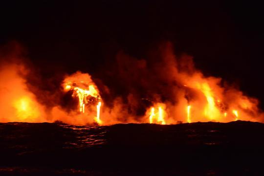 terremoti vulcani usa mondo hawaii