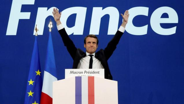 Emmanuel Macron, l'irrésistible ascension d'un «libéral de gauche ... - rfi.fr