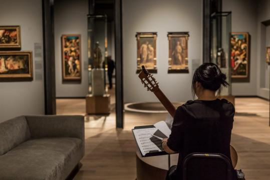 Por el día internacional de los museos. 18 de mayo, todos los museos se abren gratuitamente al público con variadas actividades