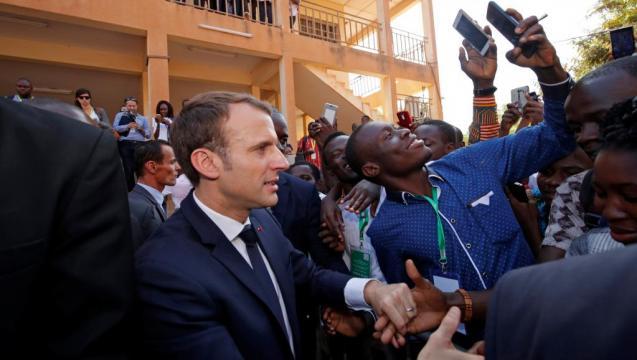 Réactions en Afrique sur les réseaux sociaux après le discours d ... - rfi.fr
