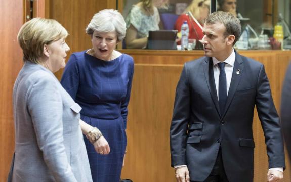 Brexit: why Macron has more room to manoeuvre than May and Merkel - theconversation.com