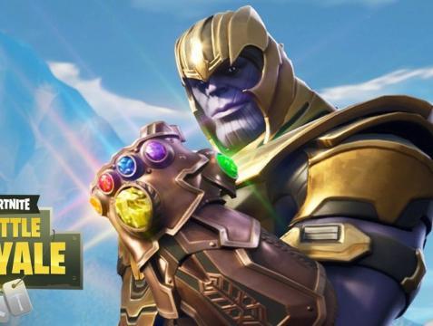 Avengers: Thanos llega hoy a Fortnite – Notify - notify.ec