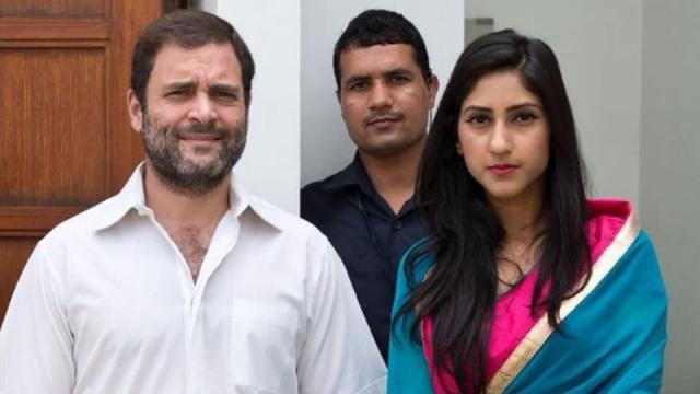 Congress Raebareli MLA 'upset' over rumours of marriage with Rahul ... - starofmysore.com