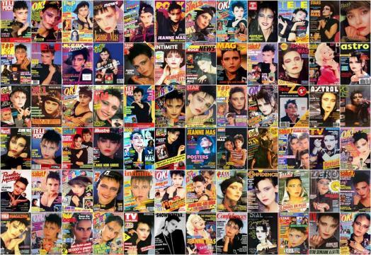 De 1984 à 1991 : tous les médias s'emparent du phénomène Jeanne Mas !