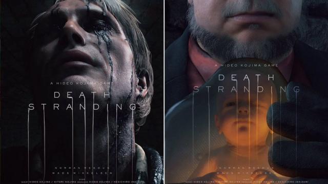 Death Stranding, para PS4, contará con la presencia de Troy Baker ... - eleconomista.es