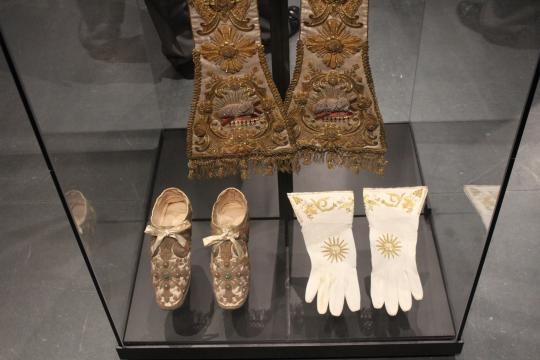 The Met Gala Exhibit: 'Heavenly Bodies Fashion and the Catholic Imagination' 3/photo via Tracey Fitzpatrick