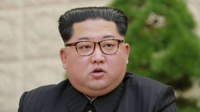 Kim Jong Un está en Singapur para la cumbre
