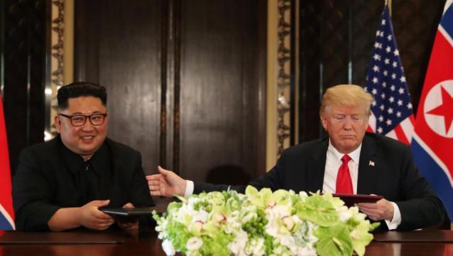 A la Une: sommet historique à Singapour entre Donald Trump et Kim ... - rfi.fr