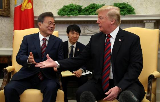 La rencontre entre Donald Trump et Kim Jong Un sera peut-être ... - lesoir.be