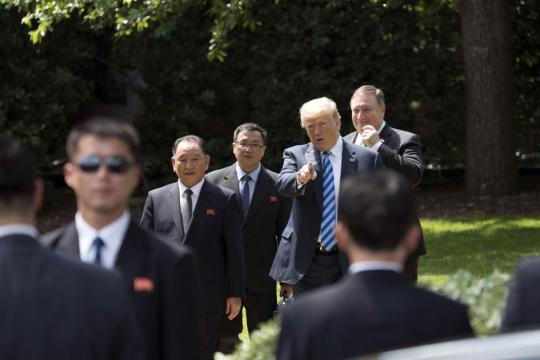 Personne ne pense que la dénucléarisation de la Corée du Nord peut ... - liberation.fr