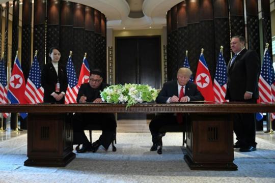 Trump-Kim, un tête-à-tête historique et des questions en suspens ... - liberation.fr