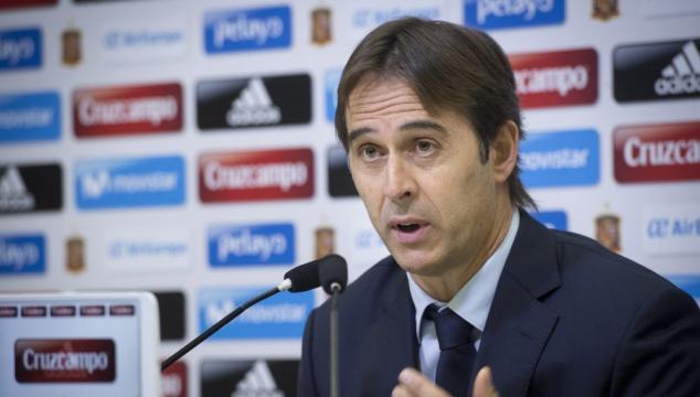 Lopetegui nuevo entrenador del Real Madrid