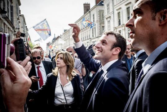2017 : Les soutiens de Macron attendent une mise «En marche ... - liberation.fr