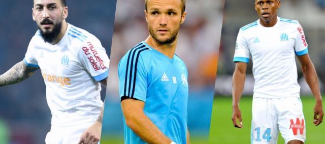Football - Ligue 1 - Mitroglou, Germain, Njie : à l'OM, l'attaque ... - marseillefootball.fr
