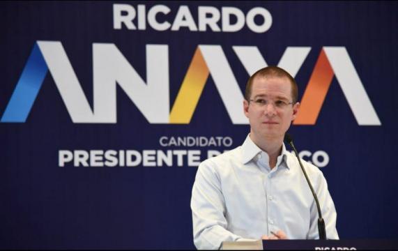Ricardo Anaya - Candidato por la Coalición Por México al Frente