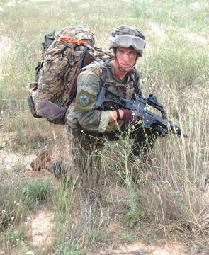 Un CLP español alerta en el camino