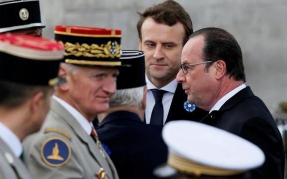 Victoire d'Emmanuel Macron à la présidentielle : revivez le jour d ... - leparisien.fr