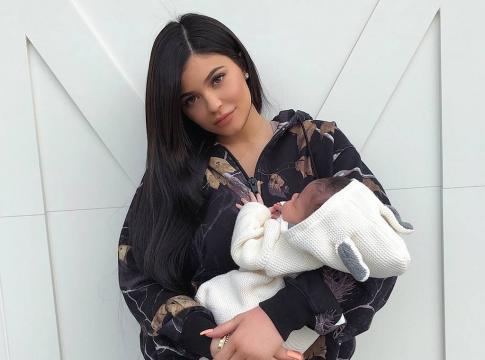 Kylie Jenner : terrifié par les menaces de kidnapping dont son bébé est victime