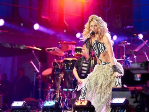 Shakira aplaza los conciertos en París, Amberes y Amsterdam - com.pa
