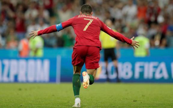 Coupe du monde : un CR7 stratosphérique met en échec l'Espagne ... - leparisien.fr