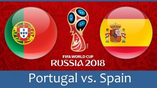 Le Portugal et l'Espagne se neutralisent (3-3)   MinuteNews - minutenews.fr