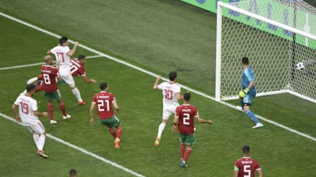 Mondial-2018: l'Iran vainqueur du Maroc 1-0 sur le fil - lanouvellerepublique.fr