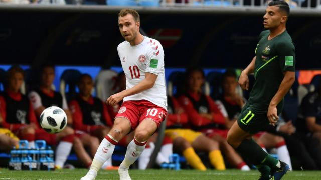 Coupe du monde 2018 : Revivez Danemark-Australie (1-1) - francetvinfo.fr