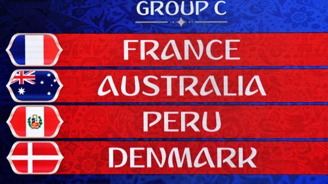Mondial-2018 : Avec l'Australie, le Pérou et le Danemark, la ... - francetvinfo.fr