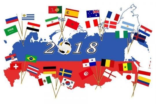 Coupe du Monde 2018 : lorsque l'univers du football se mêle de ... - cqmi.fr