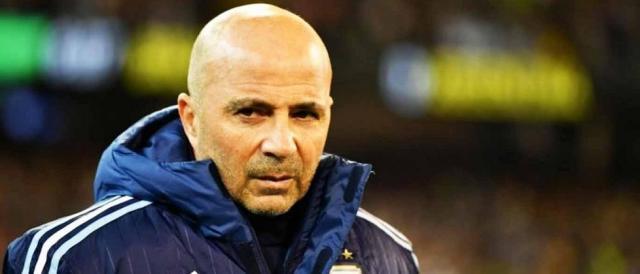 Jorge Sampaoli ed il difficile compito di trasformare l'Argentina in una vera squadra