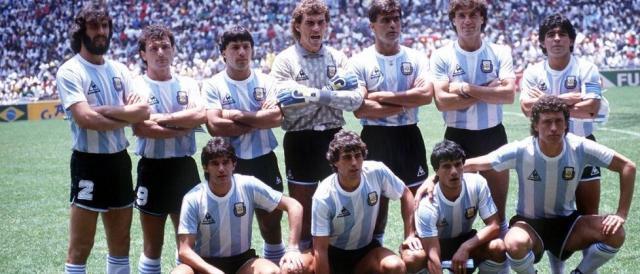 L'Argentina del 1986, una squadra costruita su misura per esaltare il talento di Maradona