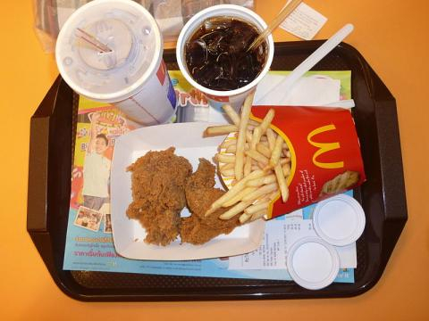 McDonald's Royal Pattaya meal. - [Image courtesy – Solomon203 / Wikimedia Commons]
