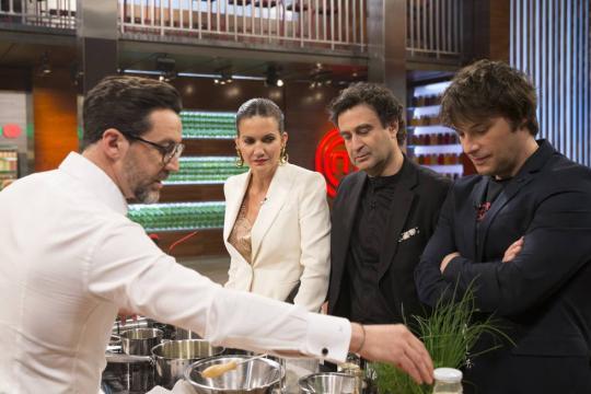 TVE vuelve a tocar su parrilla por 'MasterChef' | Televisión | EL PAÍS - elpais.com