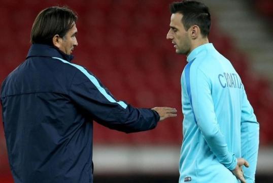 Mundial Rusia 2018: Nikola Kalinic fue expulsado del seleccionado croata
