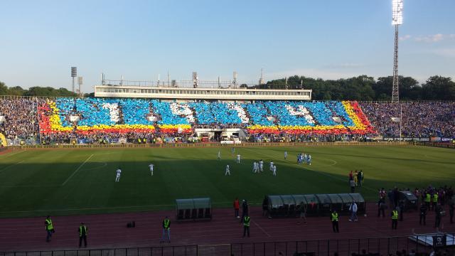 Vasil Levski Stadium - Bulgarian Cup Final (1)