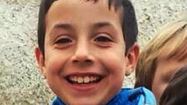 El pequeño almeriense Gabriel Cruz