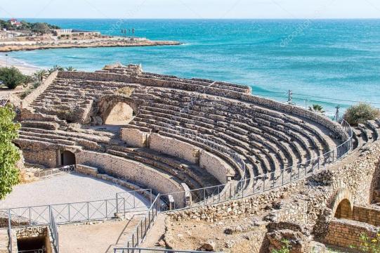 Anfiteatro de Tarraco en Tarragona un lugar precioso